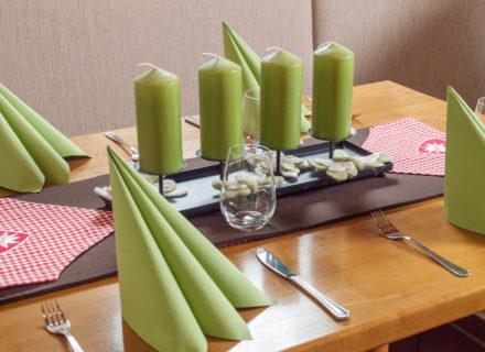 Tischdekorationen – individuell und für jeden Anlass, rustikal oder ...