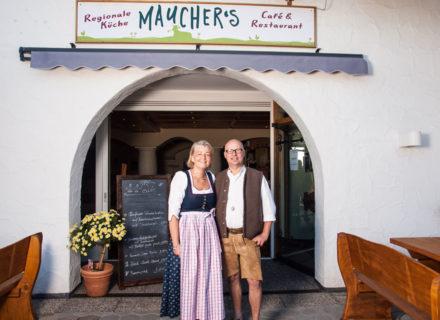 Hubert und Birgit Maucher