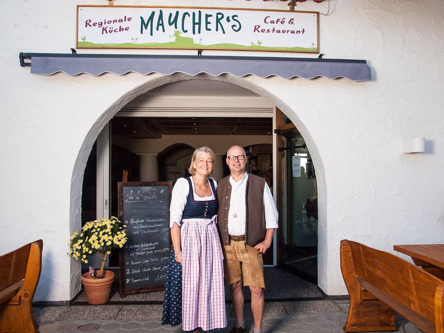 Die Maucher in Hopfen am See in Füssen