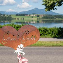 Willkommen bei Maucher's Restaurant in Hopfen am See in Füssen